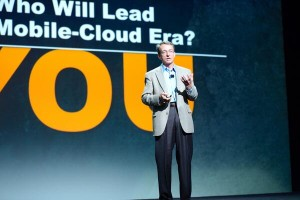 Mobile-Cloud era