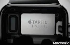 Macworld Taptic Engine
